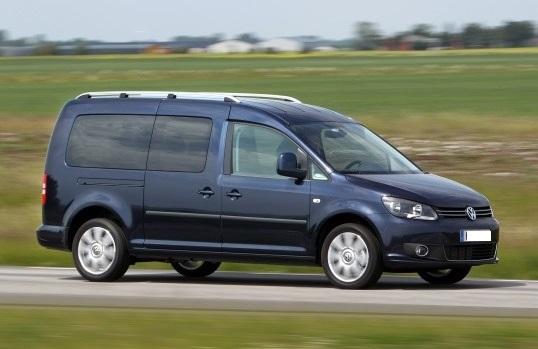 Volkswagen Caddy 105 HP ή παρόμοιο