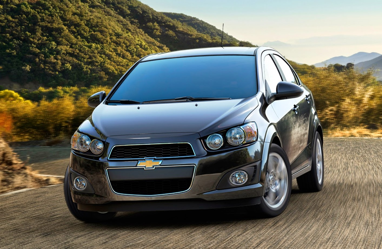 Chevrolet Aveo or similar