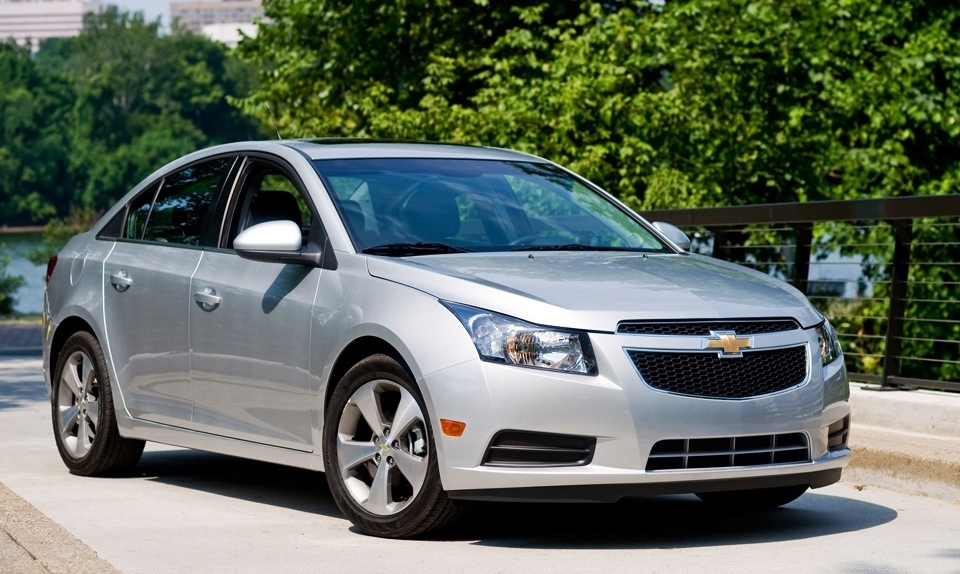 Chevrolet Cruze o simile