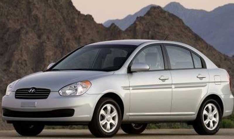 Hyundai Accent o simile