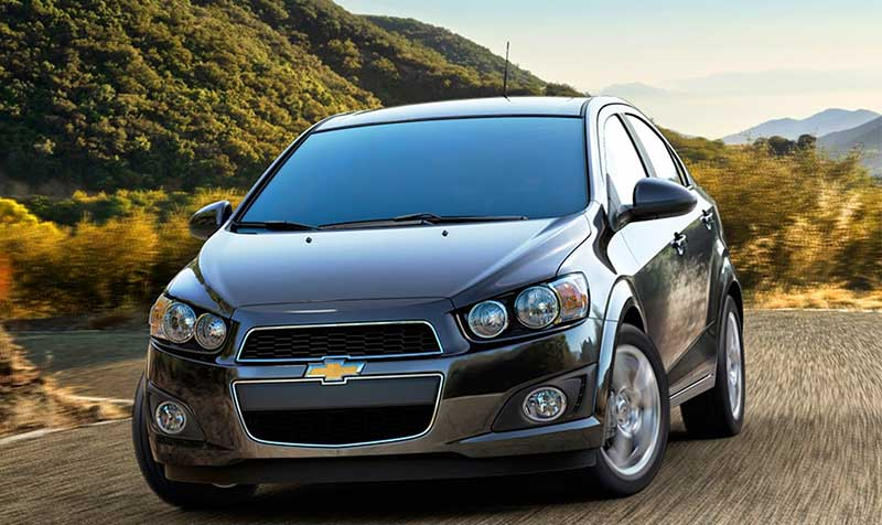Chevrolet Aveo o simile