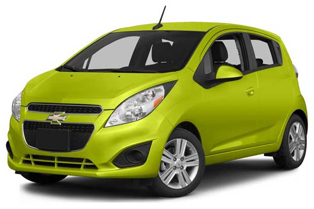 Chevrolet Spark or similar