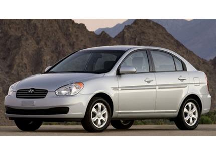 Hyundai Accent or similar