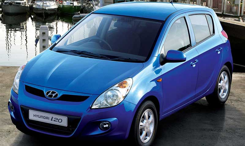 Hyundai i20  or similar