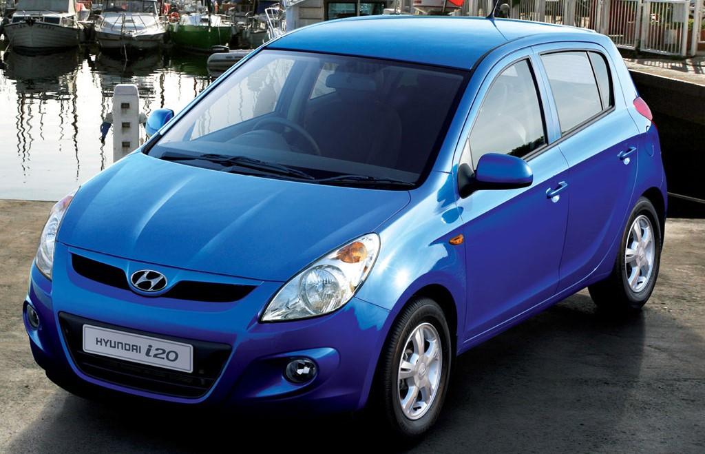 Hyundai i20  or similar