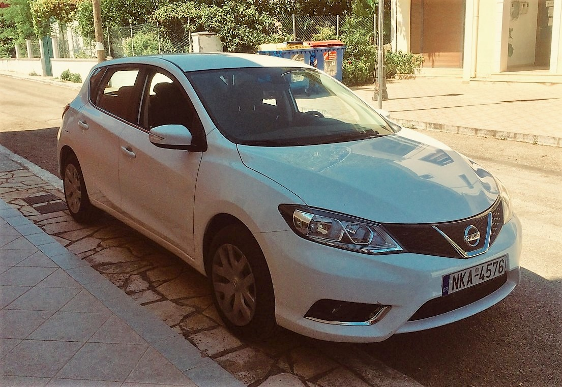 Nissan Pulsar or similar