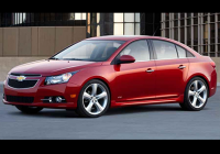 Chevrolet Cruze or similar